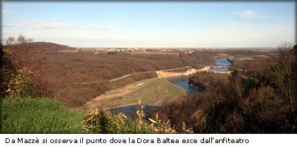la Dora Baltea da Mazzè